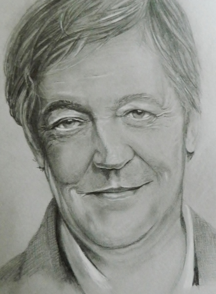 Stephen Fry by IanB